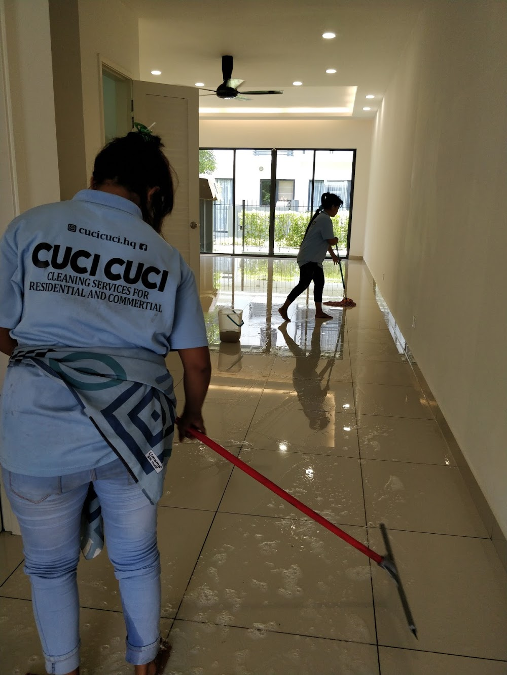 Cuci Cuci Cleaning Services