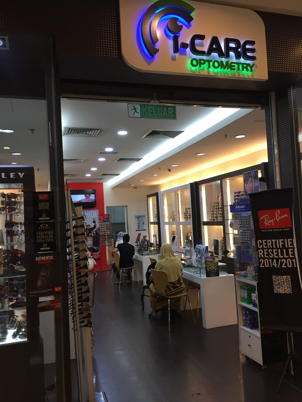 I-Care Optometry Empire Shopping Gallery