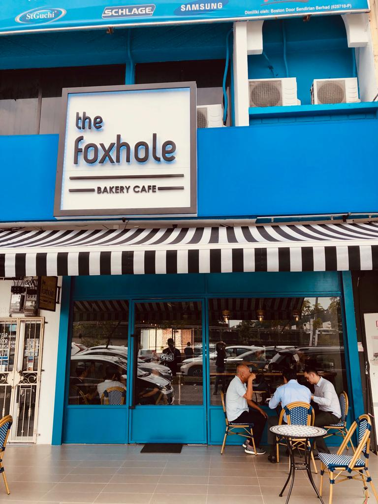 The Foxhole Bakery Cafe